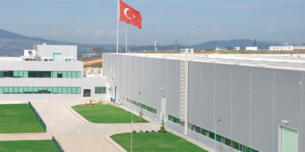 Areva Trafo üretim tesisi