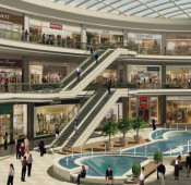 Shopping & Entertainment Centers