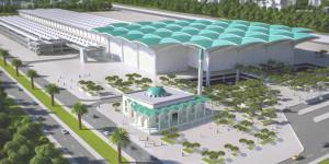 Haramain Hızlı Tren Medine İstasyonu (Medine/Suudi Arabistan)