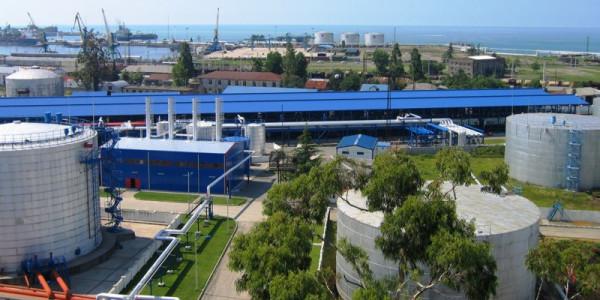PCE Терминал для разгрузки и хранения железнодорожных вагонов (Батуми / Грузия)